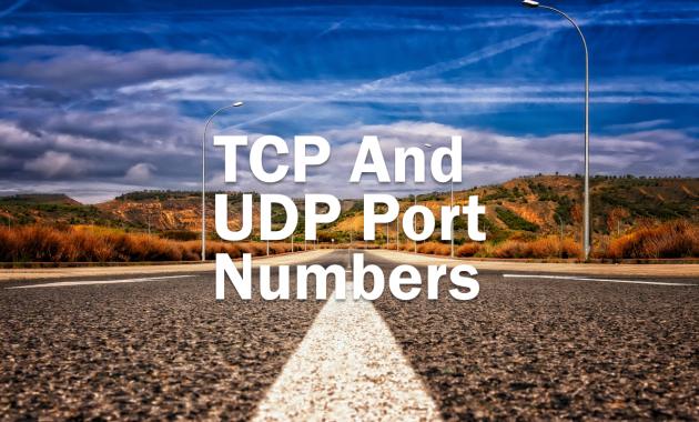 TCPやUDPにおけるポート番号 ウ...